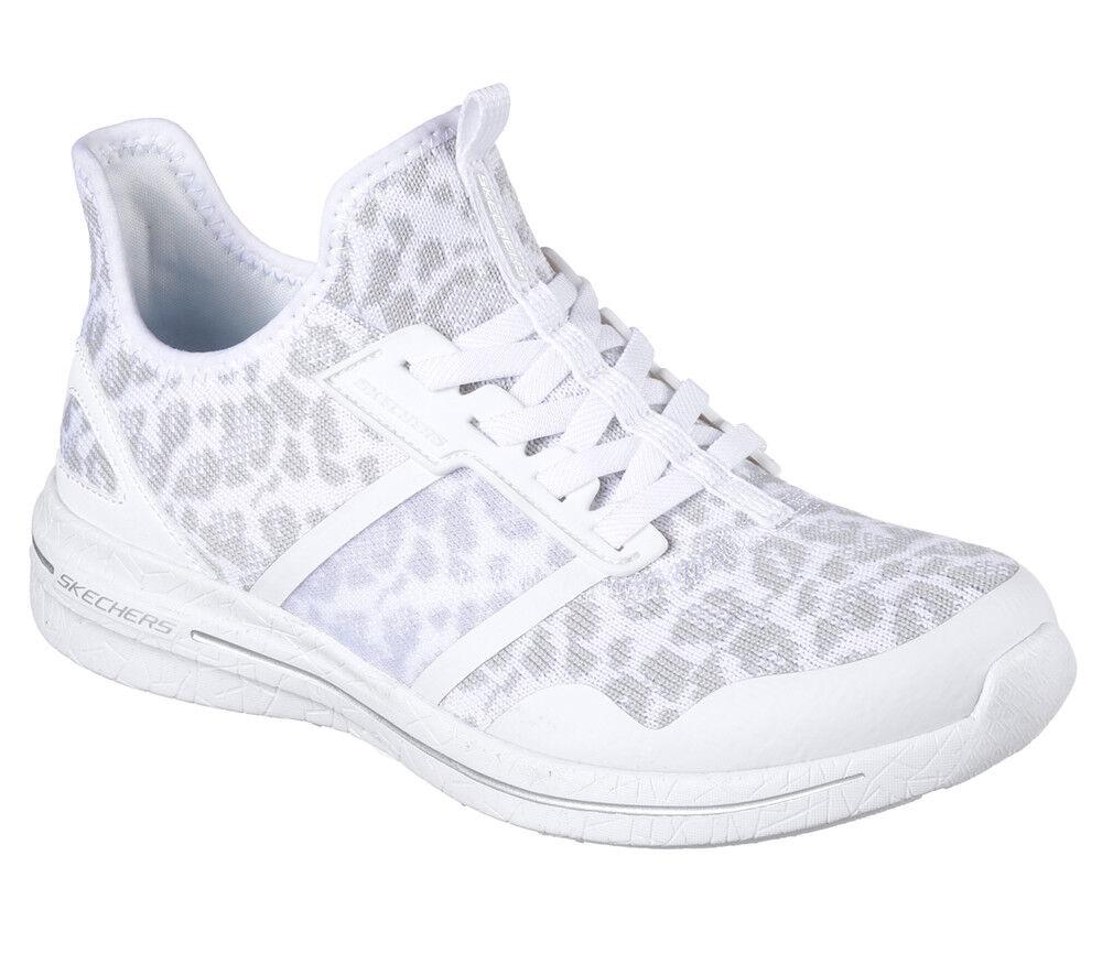 Nuevas zapatillas Skechers Mujeres Zapatillas ráfaga ráfaga ráfaga de espuma de memoria de 2.0 blancoo innovadoras c98713