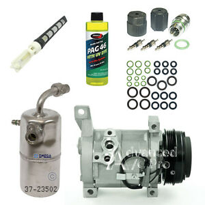 Details about New AC Compressor Kit Fits: 2003 2004 2005 Silverado 1500 V8  4 8L 5 3L & 6 0L