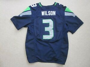 Details about Russell Wilson SEATTLE SEAHAWKS Jersey NIKE ONFIELD Sewn On NFL Men's Size 44