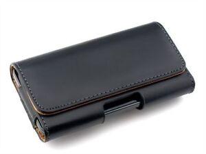Black-Belt-Clip-Phone-Case-Pouch-Cover-Case-for-Workman-Tradesman-Handyman
