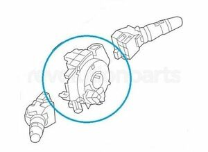 Details About New 25560 Zp53c Zp52c Fits For Nissan Pathfinder 06 10 Clock Spring 2 Wire