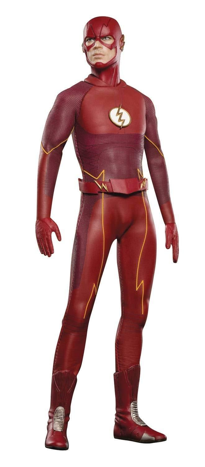 1/8 Scale Dc Tv The Flash Barry Allen Action Figure Star Ace