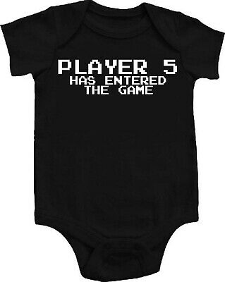 Baby Football Funny Baby One Piece Bodysuit Outfit Hot Pink NFL Fans Great Gift