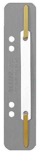 25 x  Leitz 3710 Heftstreifen Einhängeheftstreifen Aktendullis kurz Kunststoff