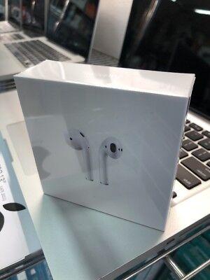 Auricolare Bianco Apple telefono Stereofonico AirPods auricolare twrqF5t6S