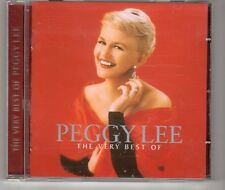 (HG920) The Very Best Of Peggy Lee - 2000 CD