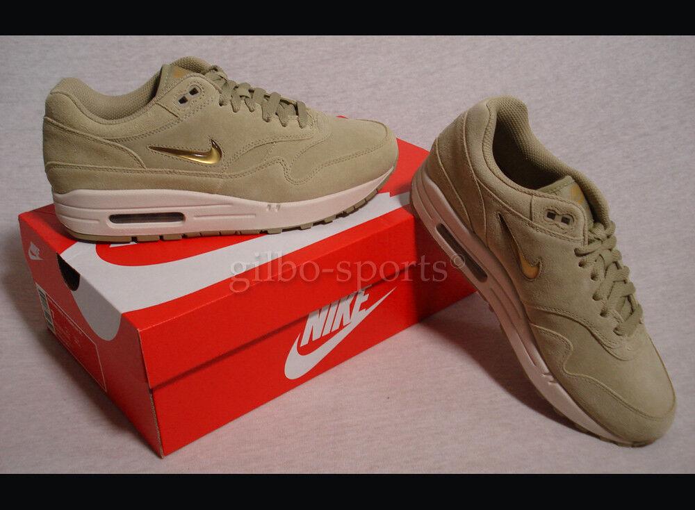 Nike Air Max 1 Premium SC Olive neues Modell Modell Modell Gr 40 40,5 41 44 45 Neu 918354 201 b65b44