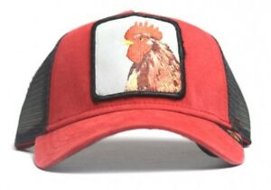 d6c3be40 Image is loading Goorin-Bros-Animal-Farm-Trucker-Snapback-Baseball-Hat-