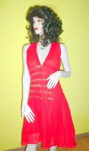 La Lumière Rouge De Cocktail 34 Boîte Soirée Nouveau Robe Dans Taille Fete bIfgmY6v7y