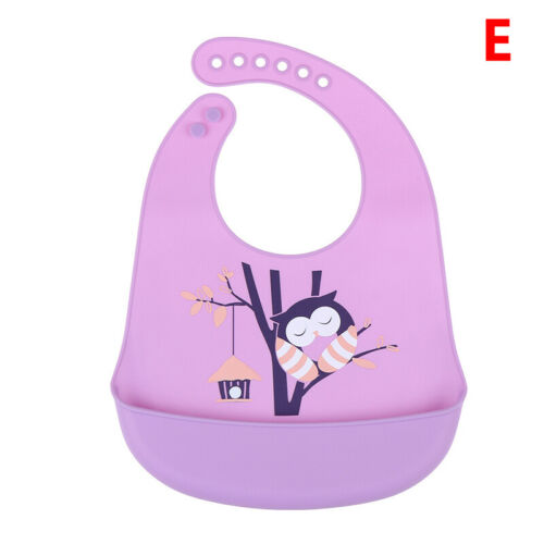 Waterproof Baby Bibs Adjustable Infant Kids Feeding Bibs Apron Burp Cloths/_HC