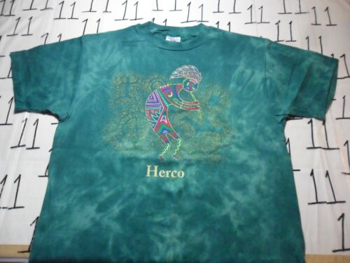 Shirt Medium Vintage Hanes Tribe Indian Herco Single Stitch Oneita//Hanes T