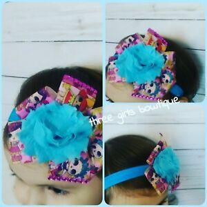 LOL Surprise 3PC Side-Bow Headband L.O.L Dolls Headband 6318M