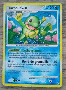 Carte Pokémon - Tarpaud Holo 120 PV 12/146