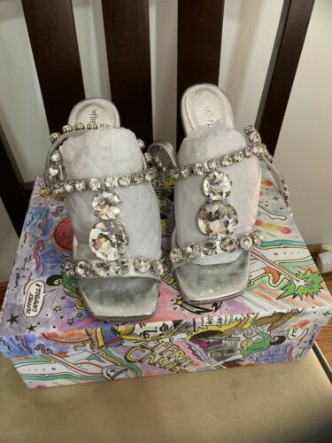 Jeffrey Campbell ANASTASIA-LHH Sandal Size 7.5