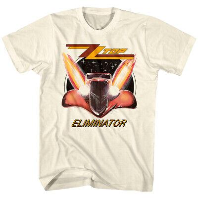 Officially Licensed ZZ-Top Eliminator BIG /& TALL 3XL,4XL,5XL Men/'s T-Shirt