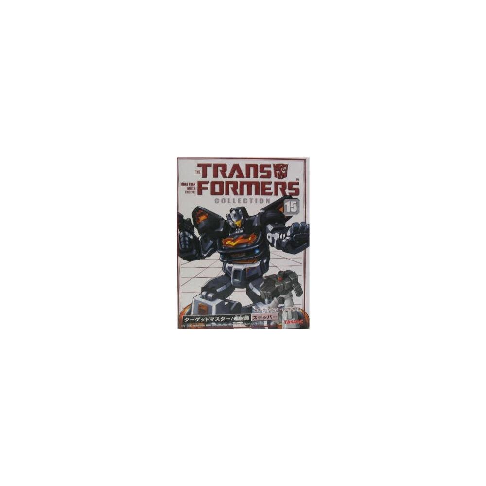El transformador Takara volvió a lanzar 35 veces el TCS - 15.