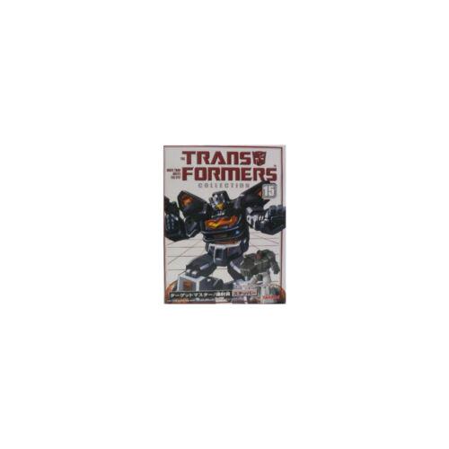 TRANSFORMERS TAKARA REISSUE # TCS 15 STEPPER *NEW*