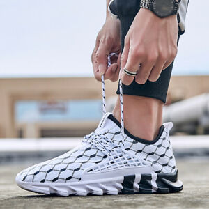 Unisex Athletic Sneakers Running Outdoor Casual Walking Tennis Gym Sports Shoes