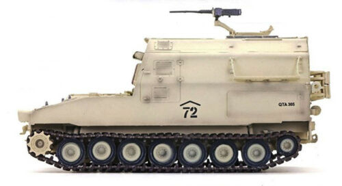 USA M992A1 1//72  Finished  Model Pre-assembled tank RZ