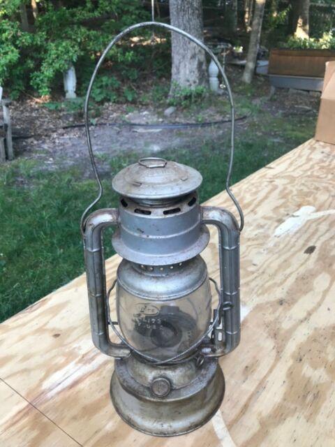 Vintage 1930 DIETZ D-LITE NO.2 COLD BLAST lantern barn ...