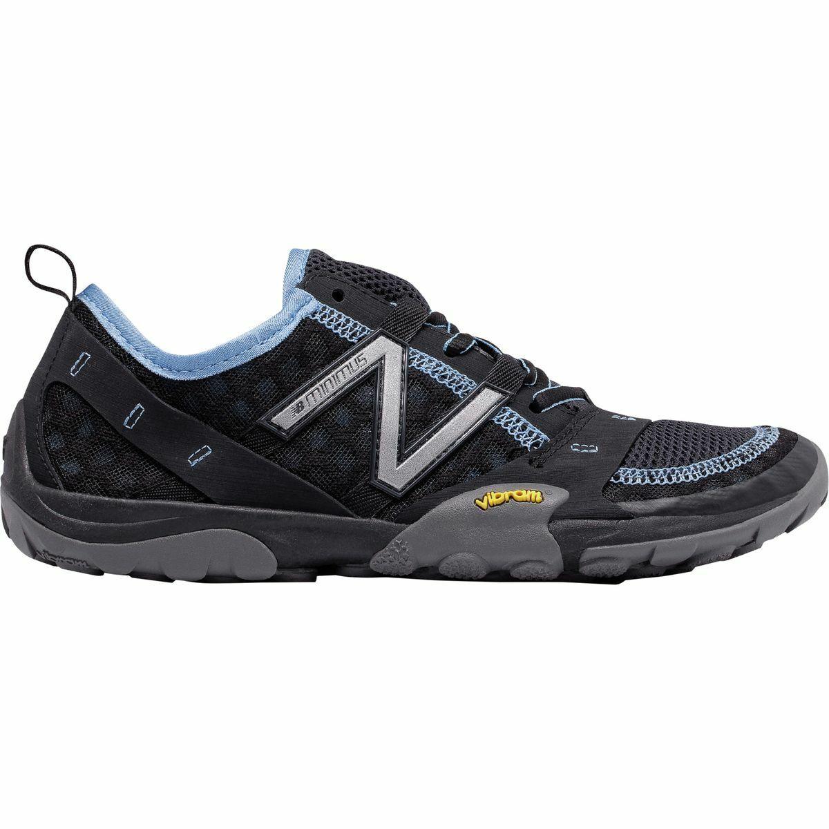 New Balance Minimus Running Zapatos para mujer 7.5 8 8.5 Minimalista Trail WT10BB Negro