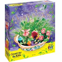 Enchanted Fairy Garden Kit , New, Free Shipping on sale
