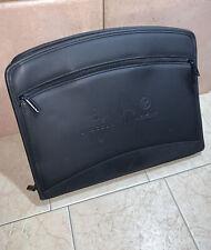 Leeds Notebook Zip Portfolio Padfolio Pockets Folder Organize 14 Binder Lincoln