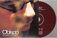 PASCAL OBISPO pas besoin de regrets CD PROMO