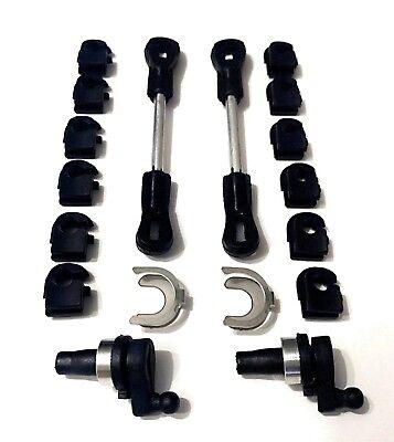 Kit riparazione collettore di aspirazione per Audi TDI A4 A6 A8 Q7 VW 059198212