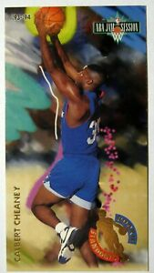 CALBERT-CHEANEY-1993-94-Fleer-NBA-Jam-Session-ROOKIE-STANDOUTS-3-Bullets-NBA