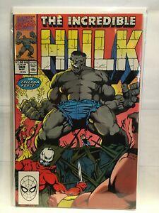 Incredible-Hulk-Vol-1-369-VF-1st-Print-Marvel-Comics