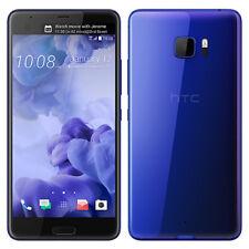 New HTC U Ultra 5.7 Inch 4GB RAM 64GB Sapphire Blue GSM UNLOCKED SINGLE SIM