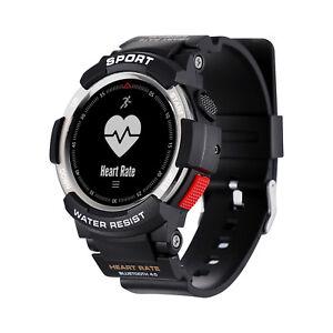 0-96-Smart-Watch-Sport-Bracciale-GPS-Bluetooth-frequenza-cardiaca-universale-Lot