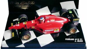 MINICHAMPS-430-940027-430-950027-FERRARI-F412-F1-model-cars-J-Alesi-1994-95-1-43