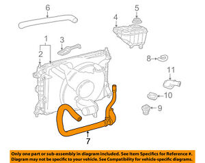 image is loading ford-oem-03-11-crown-victoria-4-6l-
