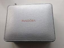 Genuine NEW Pandora Silver Jewellery Case - Limited Edition