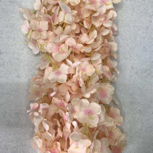 Artificial Fake Hanging Flowers Vine Plant Home Garden Indoor Outdoor Decor AV