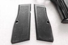 FEG Hi-Power Grips Unissued 1990s Black Polymer Browning Adaptable GR9HP