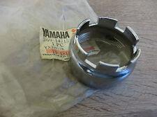 Yamaha Auspuff Mutter Verbindung Krümmer RD250 RD350 muffler nut Original Neu