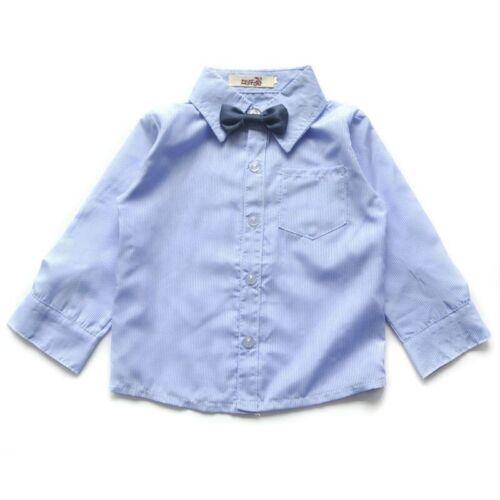 3pc Kids Baby Boys Gentleman Suit For wedding party Coat+Shirt+Pants Clothes Set