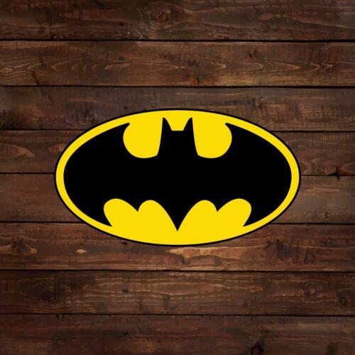 Batman Logo Decal//Sticker 1998