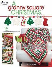 GRANNY SQUARE CHRISTMAS