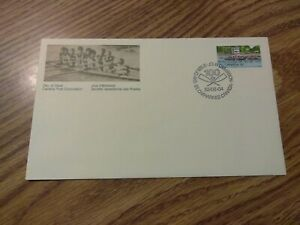 CANADA-FDC-1982-ROYAL-CANADIAN-HENLEY-REGATTA-100TH-ANNIVERSARY