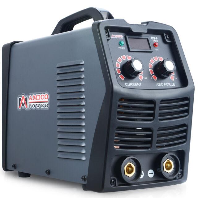 Welding Machine DC Inverter Dual Voltage 115V /& 230V 160Amp IGBT Stick ARC New