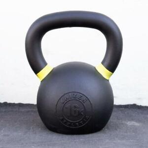 16kg (35lb) Cast Iron Kettlebell Kaizen Athletic Weight Lifting