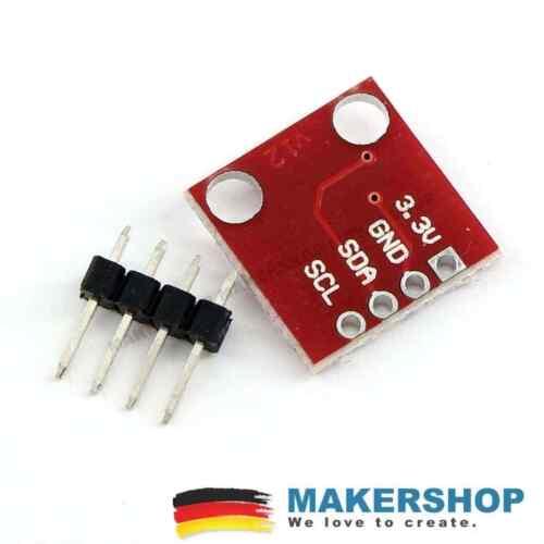 Htu21d sht21 i2c temperatura humedad humedad sensor Arduino