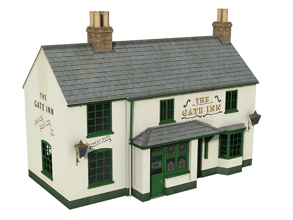 Bachmann - 44-0099 00 edificios pub the Gate Inn
