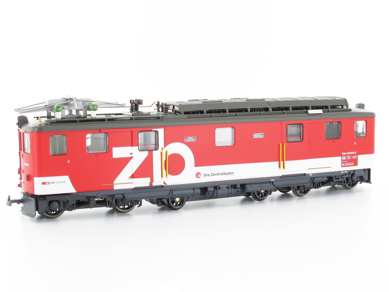 BEMO 1346461 elektrossoriebwagen INGRANAGGIO trainante carrello livello 120 011 ZB Digital h0m