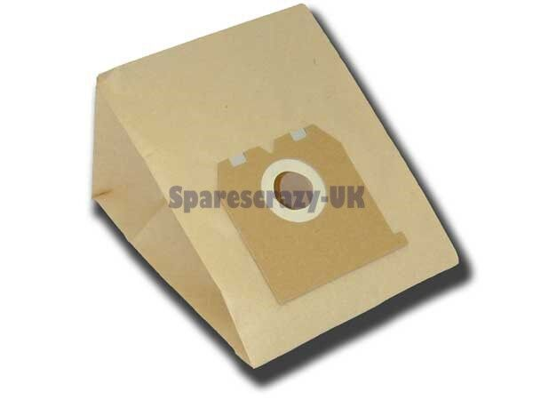 Pour electrolux Tango Z1854 Aspirateur Papier Sac Poussière 5 Paquet