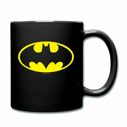 DC Comics Batman Logo Original Tasse einfarbig